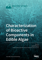 Characterization of Bioactive Components in Edible Algae