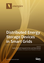 Special issue Distributed Energy Storage Devices in Smart Grids book cover image