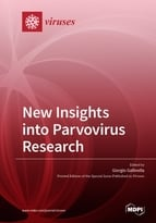 Special issue New Insights into Parvovirus Research book cover image