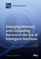 Special issue Emerging Memory and Computing Devices in the Era of Intelligent Machines book cover image
