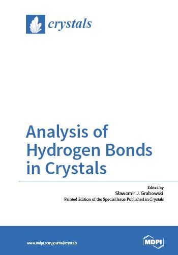 Analysis of Hydrogen Bonds in Crystals