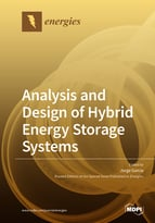 Special issue Analysis and Design of Hybrid Energy Storage Systems book cover image