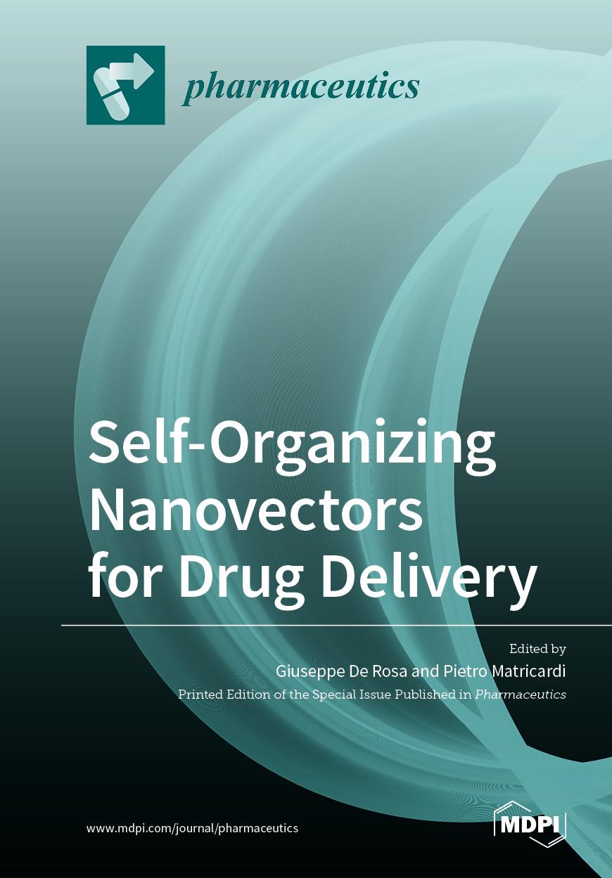 Self-Organizing Nanovectors for Drug Delivery