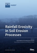Special issue Rainfall Erosivity in Soil Erosion Processes book cover image