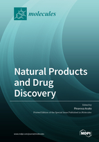 Special issue Natural Products and Drug Discovery book cover image