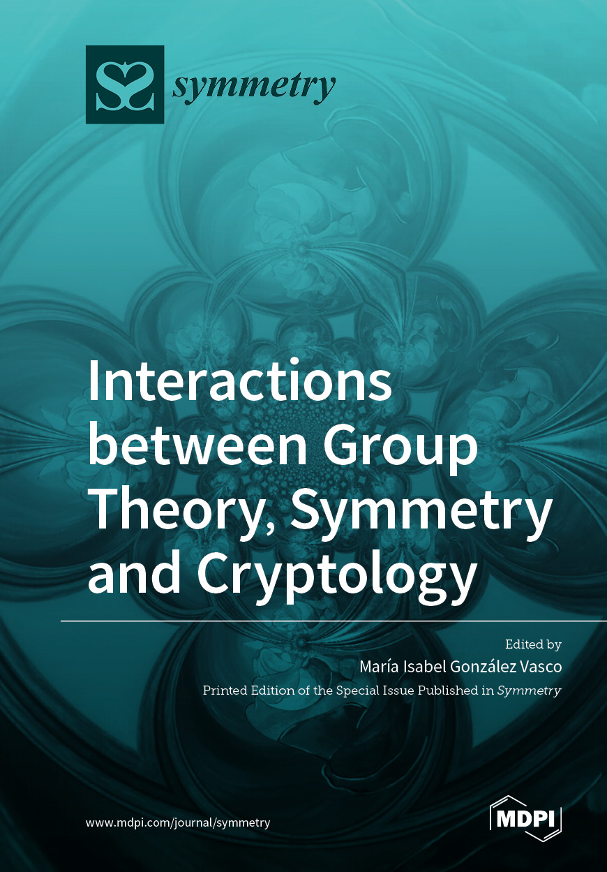 Interactions between Group Theory, Symmetry and Cryptology