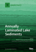 Special issue Annually Laminated Lake Sediments book cover image