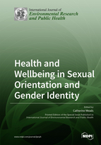Special issue Health and Wellbeing in Sexual Orientation and Gender Identity book cover image