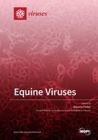 Special issue Equine Viruses book cover image