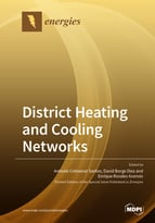 Special issue District Heating and Cooling Networks book cover image