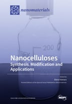 Special issue Nanocelluloses: Synthesis, Modification and Applications book cover image