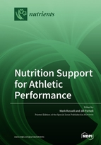 Special issue Nutrition Support for Athletic Performance book cover image
