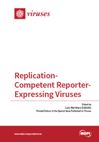 Special issue Replication-Competent Reporter-Expressing Viruses book cover image