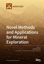 Special issue Novel Methods and Applications for Mineral Exploration book cover image