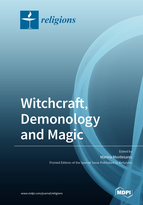 Special issue Witchcraft, Demonology and Magic book cover image