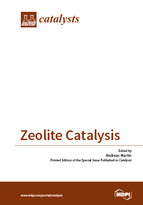 Special issue Zeolite Catalysis book cover image