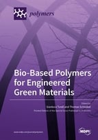 Special issue Bio-Based Polymers for Engineered Green Materials book cover image