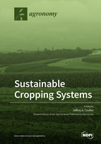 Special issue Sustainable Cropping Systems book cover image