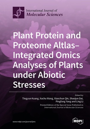 Plant Protein and Proteome Altlas--Integrated Omics Analyses of Plants under Abiotic  Stresses