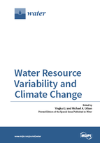 Special issue Water Resource Variability and Climate Change book cover image