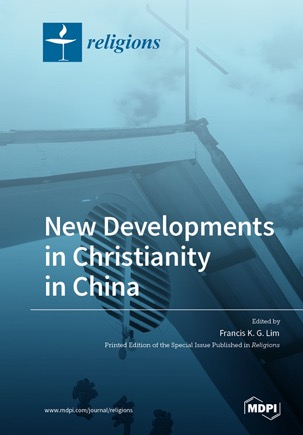 New Developments in Christianity in China