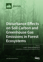Special issue Disturbance Effects on Soil Carbon and Greenhouse Gas Emissions in Forest Ecosystems book cover image