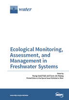 Special issue Ecological Monitoring, Assessment, and Management in Freshwater Systems book cover image