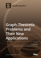 Special issue Graph-Theoretic Problems and Their New Applications book cover image