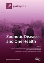 Special issue Zoonotic Diseases and One Health book cover image