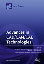 Special issue Advances in CAD/CAM/CAE Technologies book cover image