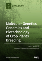 Special issue Molecular Genetics, Genomics and Biotechnology of Crop Plants Breeding book cover image