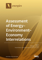 Special issue Assessment of Energy–Environment–Economy Interrelations book cover image