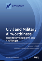 Special issue Civil and Military Airworthiness: Recent Developments and Challenges book cover image