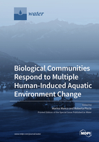 Biological Communities Respond to Multiple Human-Induced Aquatic Environment Change