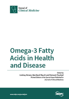 Special issue Omega-3 Fatty Acids in Health and Disease book cover image