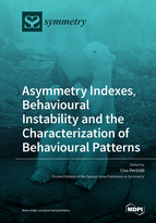 Asymmetry Indexes, Behavioural Instability and the Characterization of Behavioural Patterns