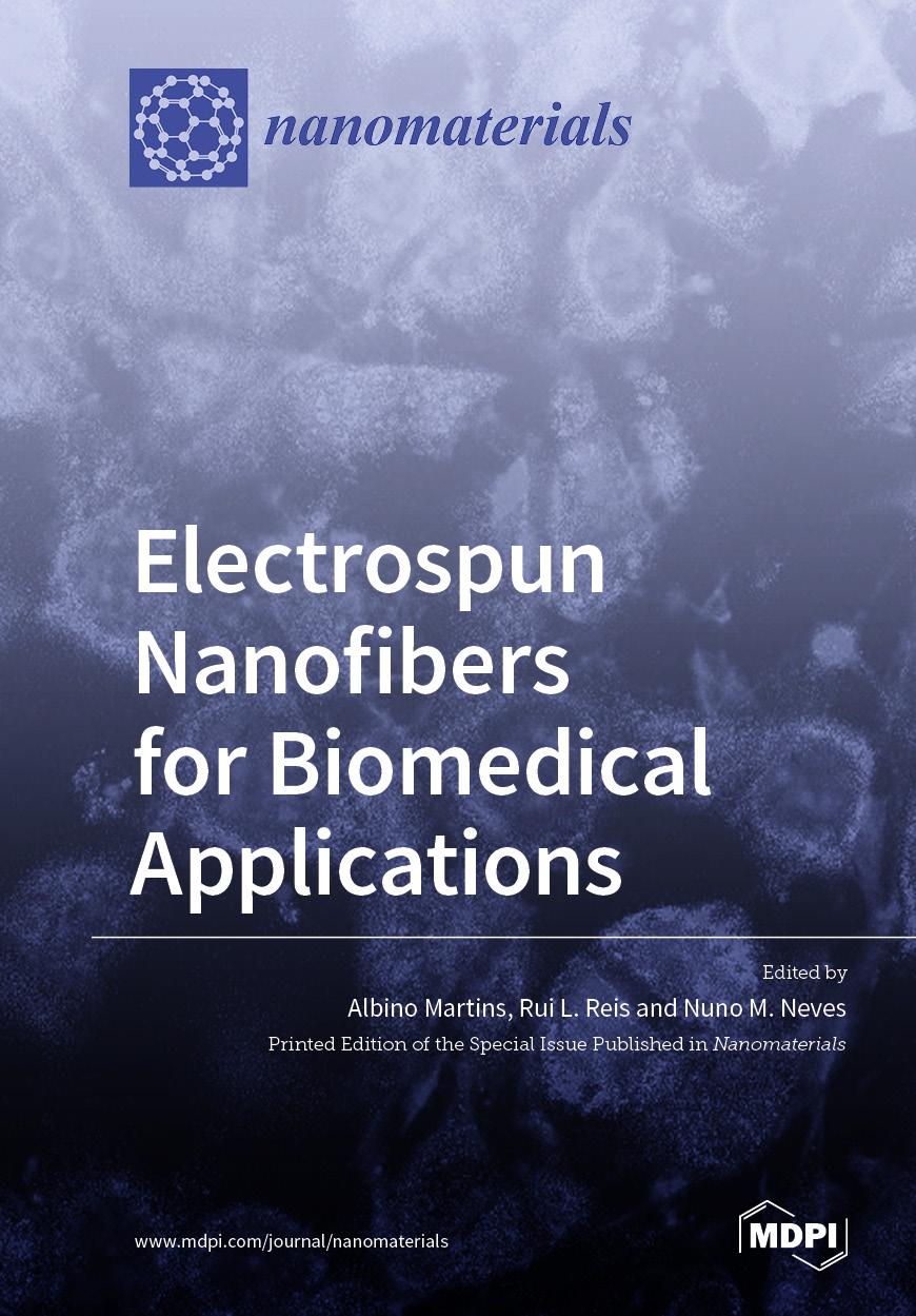 Electrospun Nanofibers for Biomedical Applications