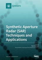 Special issue Synthetic Aperture Radar (SAR) Techniques and Applications book cover image