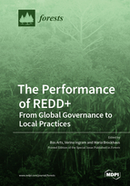 Special issue The Performance of REDD+: From Global Governance to Local Practices book cover image