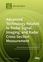 Special issue Advanced Technology Related to Radar Signal, Imaging, and Radar Cross-Section Measurement book cover image