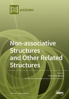 Special issue Non-associative Structures and Other Related Structures book cover image
