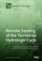 Special issue Remote Sensing of the Terrestrial Hydrologic Cycle book cover image
