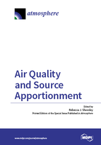 Special issue Air Quality and Source Apportionment book cover image