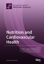 Special issue Nutrition and Cardiovascular Health book cover image