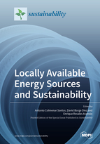 Special issue Locally Available Energy Sources and Sustainability book cover image