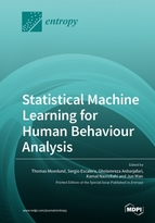 Special issue Statistical Machine Learning for Human Behaviour Analysis book cover image