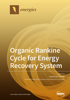 Organic Rankine Cycle for Energy Recovery System