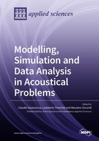 Special issue Modelling, Simulation and Data Analysis in Acoustical Problems book cover image