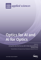 Special issue Optics for AI and AI for Optics book cover image