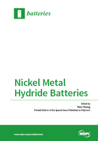 Special issue Nickel Metal Hydride Batteries book cover image